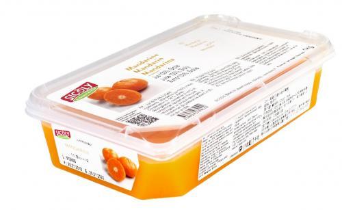 Jus de Mandarine BIO sans sucres ajoutés
