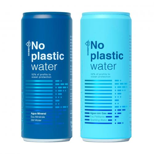 No Plastic Water