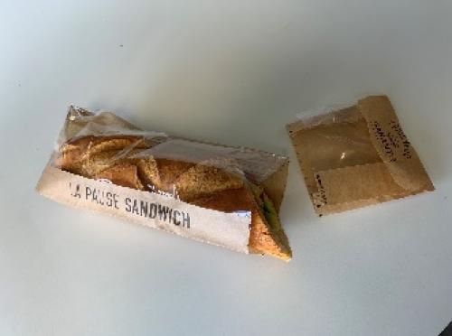 Sac sandwich,