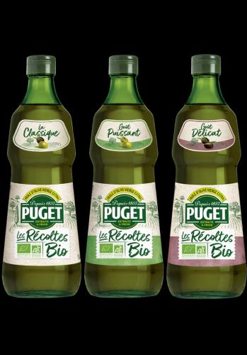 Les Récoltes Bio de Puget