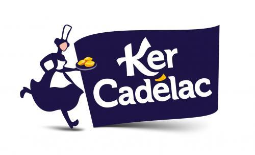 Madeleine Cœur Cacao-Noisette surgelée