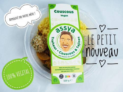 Couscous végan