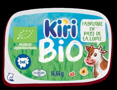 Kiri®, nouvelle recette