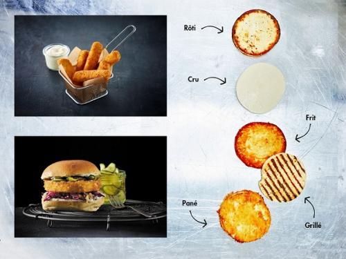 Grilling Cheese Poivron fumé