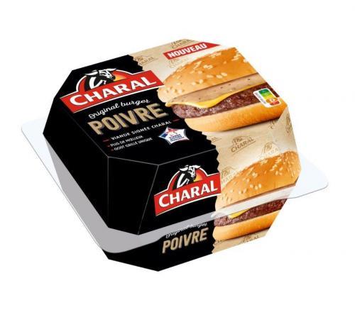 Burger Poivre