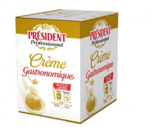 Crème Gastronomique en outre de 10L 35 % MG