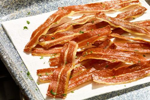 Bacon végétal