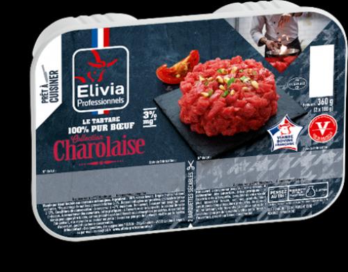 Le Tartare 100% pur Bœuf collection Charolaise