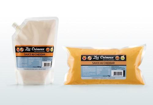 La Sauce Cheddar « Les Crémeux »