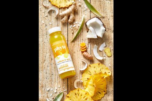 Pressée végétale – Ananas Gingembre