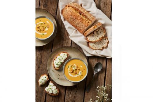 Légumi, pains aux légumineuses