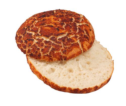 Le Burger OMG prétranché