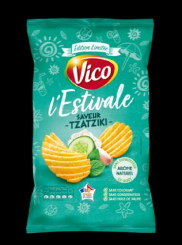 Chips l'Estivale, saveur tzatziki