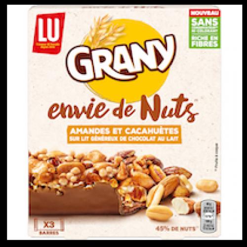 Grany envie de Nuts
