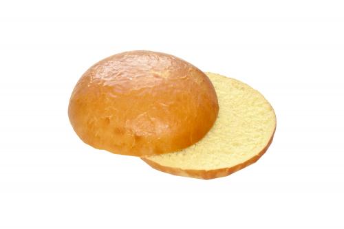 Pain Burger brioché cuit surgelé glossy prêt à l'emploi