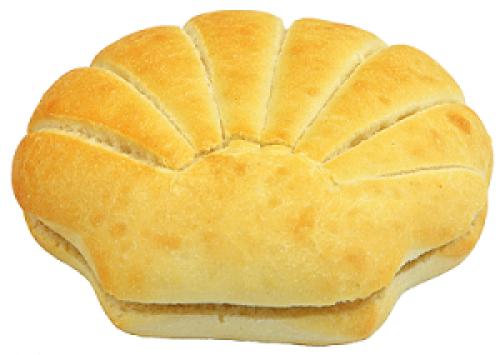 Petit pain St Jacques au froment tranché