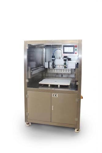 Machine de découpe par ultrason Compacte