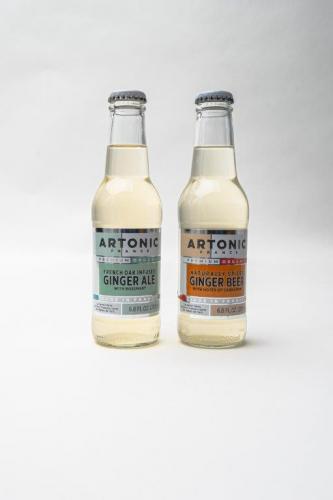 Artonic Ginger Ale et Ginger Beer