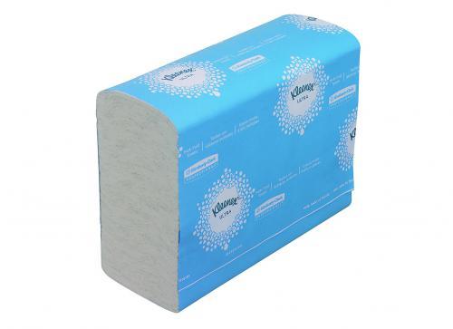 Système d'essuie-mains papier 2 plis enchevêtrés KLEENEX® Ultra!