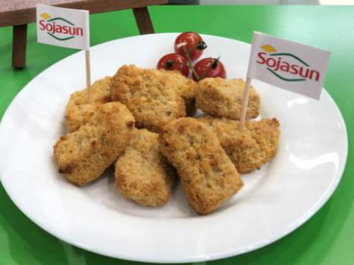 Nuggets Sojasun végétaux