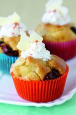 Cupcakes à la Tomme de Savoie