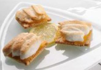 Petits beurres à la crème de citron