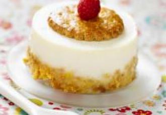 Cheese cake à la bretonne