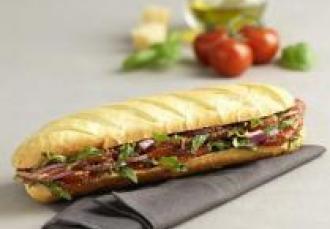 Sandwich Viennois Copa et Pesto rouge