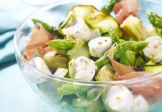 Salade Italienne Dés de chèvre