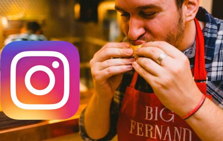 7 tips pour profiter d'Instagram en restauration