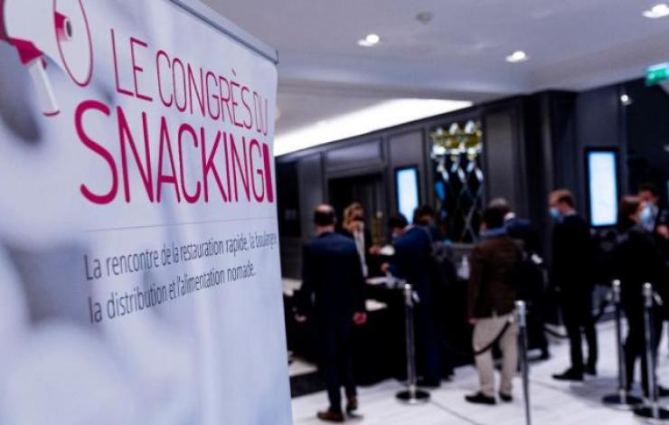 Le Congrès du Snacking 2021 sous le signe de la #(Re)Naissance en vidéo