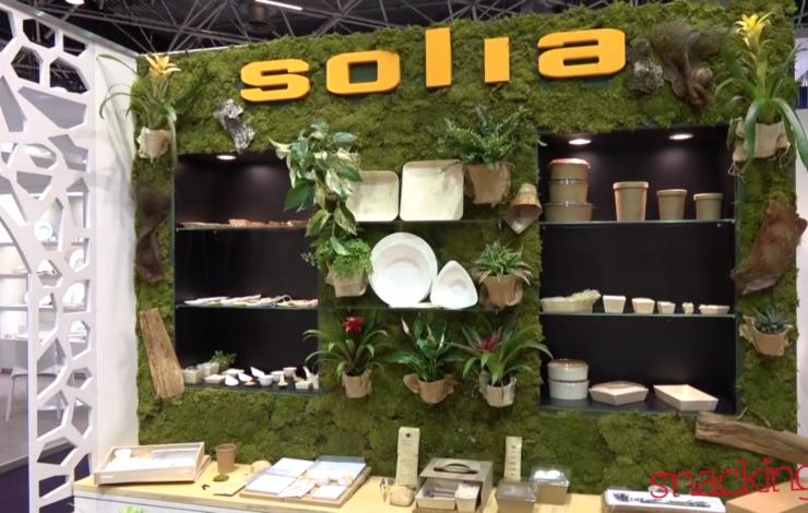 SIRHA 2017 : SOLIA dévoile ses dernières innovations packaging et emballage à usage unique