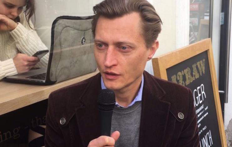 #FLTCopenhague Episode 3 : Rencontre avec Jesper Rydahl, fondateur de 42Raw