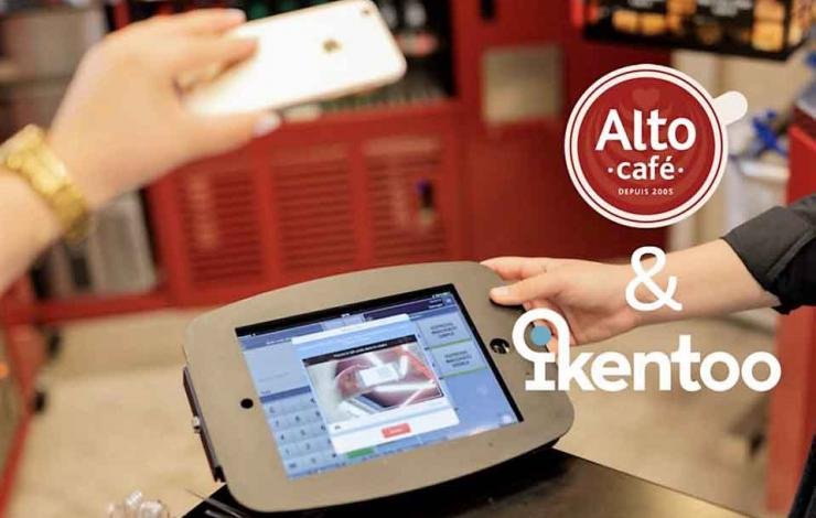 Stratégie digitale & coffee shop : en direct du flagship Alto café avec iKentoo