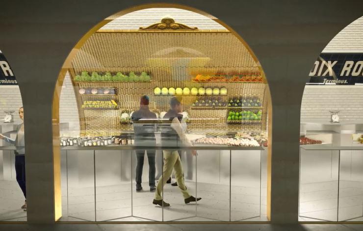 Terminus : le concept underground pour 2021 en vidéo